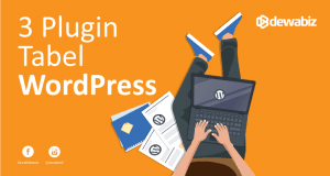 3 Plugin Tabel WordPress Terbaik