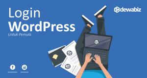 Cara Login WordPress Untuk Pemula
