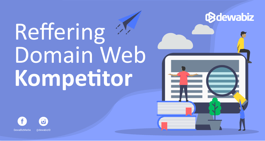 Cara Mengetahui Referring Domain Web Kompetitor