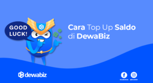 Cara Top Up Saldo di DewaBiz
